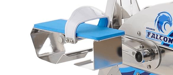 Pédales ultra confort Aquabike Falcon