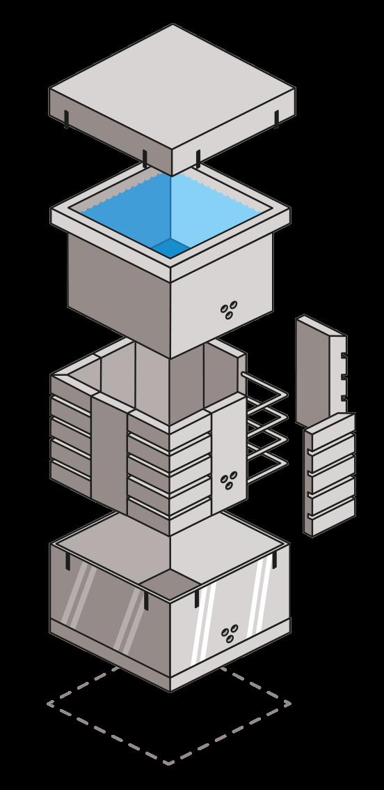 Structure du spa
