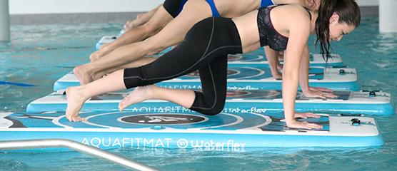 Catalogue waterflex for Tapis flottant piscine